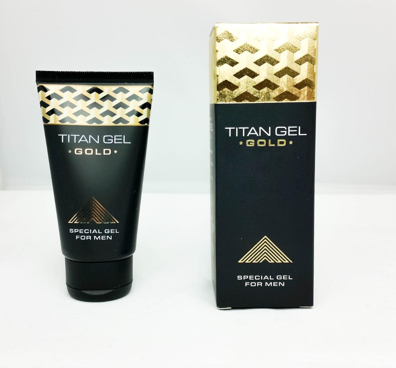 Afbeelding van Titan Gel Gold